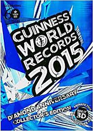 The Guinness Book of Records 2015