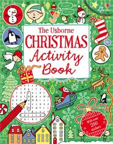 The Usborne Christmas Activity Book