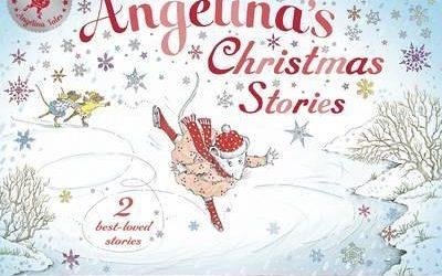 Angelina Ballerina's Christmas Stories