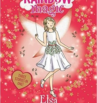 Rainbow Magic: Elsa the Mistletoe Fairy
