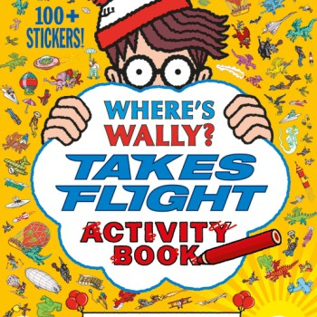 Where's Wally? Takes Flight