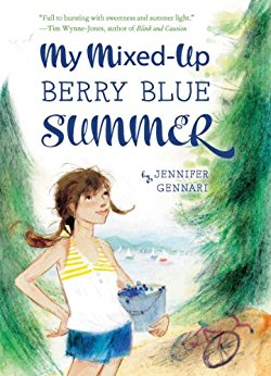 My Mixed-Up Berry Blue Summer