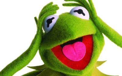 Little Moments of Joy (or What the Frog Taught Me)