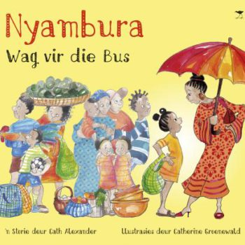 Nyambura Waits for the Bus