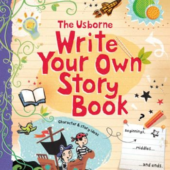 Growing Writers: Write Your Own Story Book