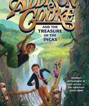 Adventure Books for 8-13 year olds